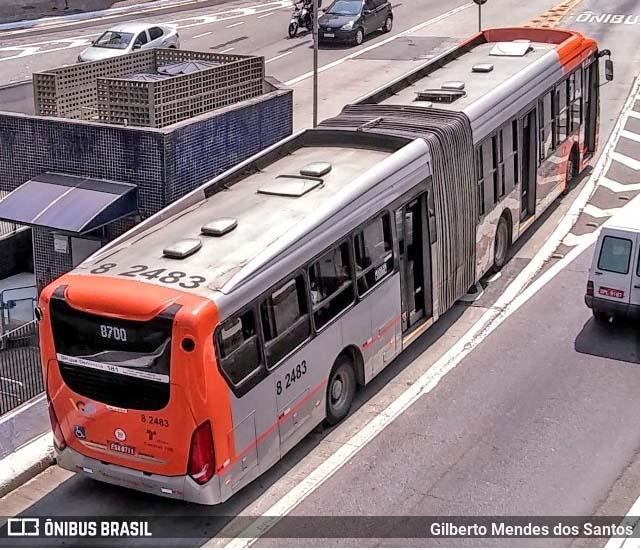 São Paulo: Prefeitura sanciona lei que garante a circulação de táxis em corredores de ônibus