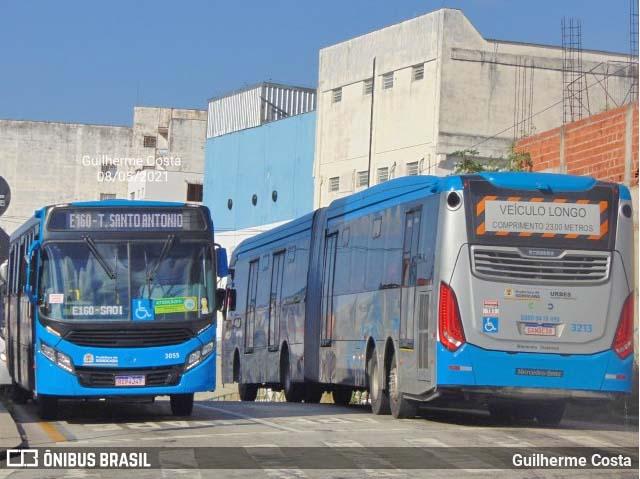 SP: Sistema BRT Sorocaba reduzir até 77% o consumo elétrico com uso de energia solar