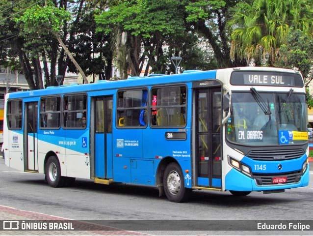 SP: São José dos Campos anuncia mais ônibus para Urbanova