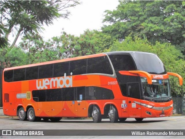 Wemobi anuncia ampliação da operação de ônibus nas regiões Sul e Sudeste do país - revistadoonibus