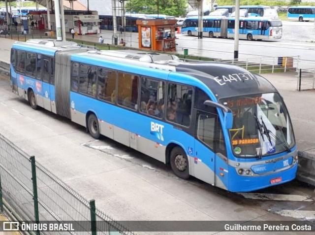 BRT Rio anuncia mudanças operacionais no corredor Transoeste a partir de segunda-feira - revistadoonibus