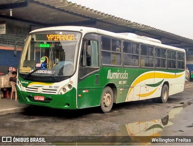 RJ: Prefeitura de Magé notifica a empresa Transporte e Turismo Iluminada por péssimo serviço