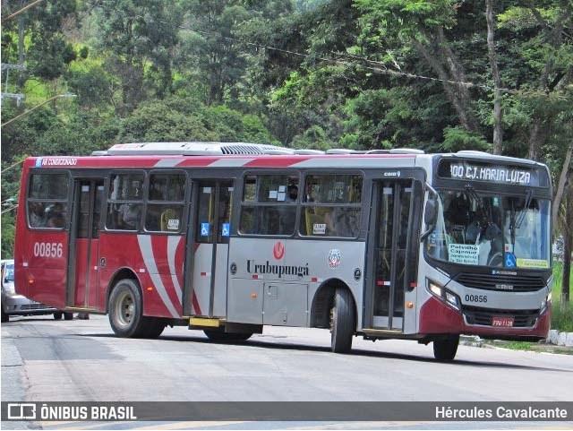 SP: Cajamar inaugura nova linha de ônibus ligando o Centro ao bairro Lago Azul - revistadoonibus