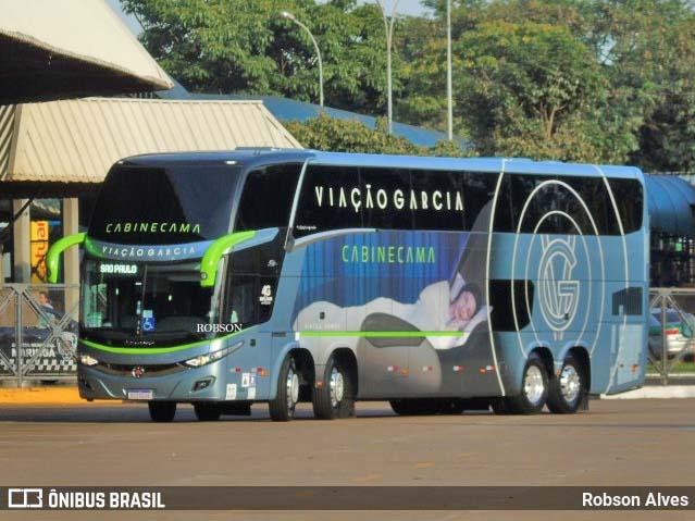 Viação Garcia poderá operar o trecho São Paulo x Cataguases via Resende e Volta Redonda