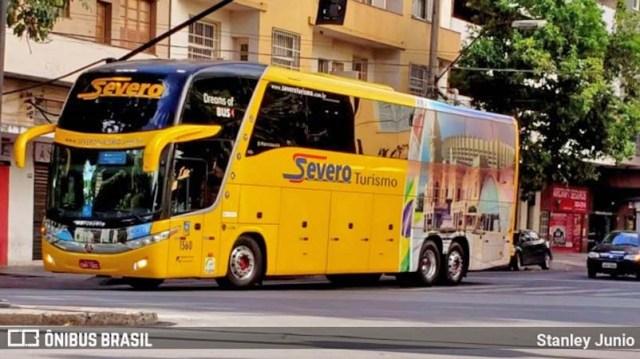 Belo Horizonte: Dono a Severo Turismo deixará o transporte após incêndio em garagem afirma Rádio Itatiaia - revistadoonibus