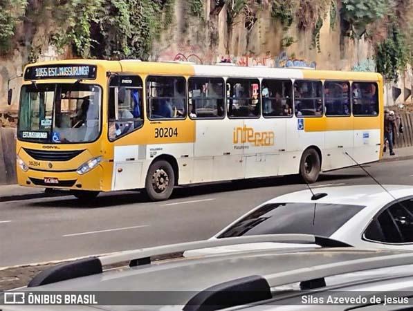 Salvador: Ladeira de São Cristóvão é interditada para realização de obra e ônibus têm itinerário alterado