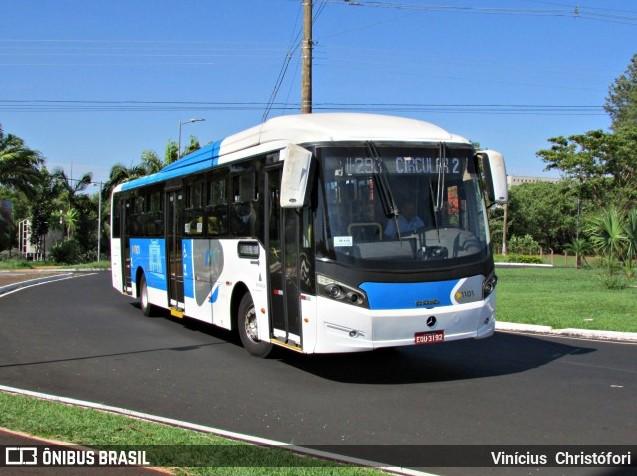 SP: Ônibus voltam circular em Ribeirão Preto nesta segunda-feira porém rodoviários seguirão em greve