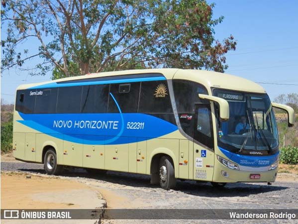 BA: Agerba aplica multa em ônibus da Novo Horizonte por descumprir decreto estadual em Bom Jesus da Lapa
