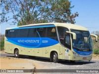 BA: Agerba aplica multa em ônibus da Novo Horizonte por descumprir decreto estadual em Bom Jesus da Lapa - revistadoonibus
