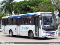 SP: Ônibus da Praiamar é alvo de vandalismo e roubo em Caraguatatuba, diz prefeitura - revistadoonibus