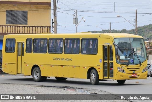 SC: Lagunatur Transportes suspende linha de ônibus por causa da chuva