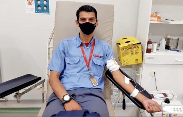 SP: EMTU e empresas de ônibus se unem para doar sangue nos hemocentros - revistadoonibus