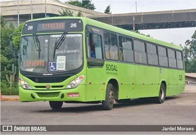 Pelotas: Ônibus da Sogal bate e danifica imagens do Santuário na Praia do Paquetá - revistadoonibus