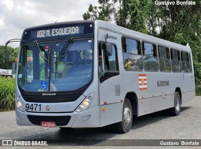 SC: Polícia prende homem que tentou estuprar passageira de ônibus em Blumenau - revistadoonibus