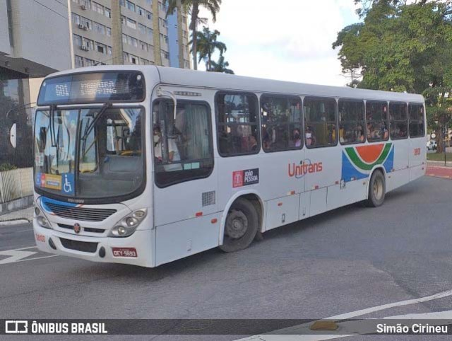 João Pessoa: Prefeitura monta operação com ônibus extras para atender concurso público no domingo - revistadoonibus