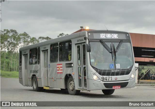 SC: Polícia prende homem que tentou estuprar passageira de ônibus em Blumenau