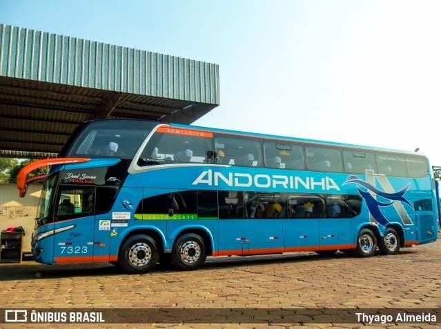 Viação Andorinha abre vaga para teste de motorista em Campo Grande no dia 8