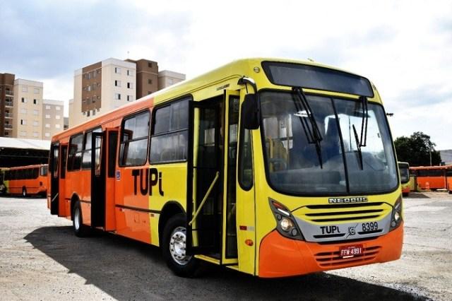 SP: Piracicaba anuncia nova identidade visual da frota de ônibus, igual a de Franca - revistadoonibus
