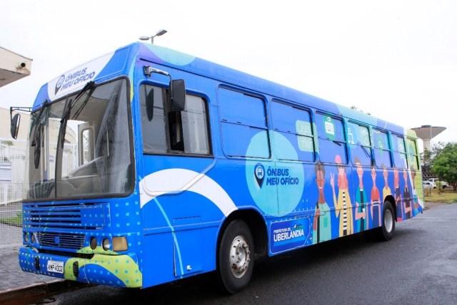 MG: Uberlândia inicia inscrições para cursos no Ônibus Meu Ofício - revistadoonibus