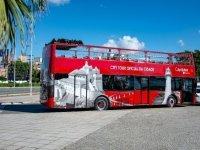 Vitória: Ônibus turístico volta a circular por cartões-postais neste sábado - revistadoonibus