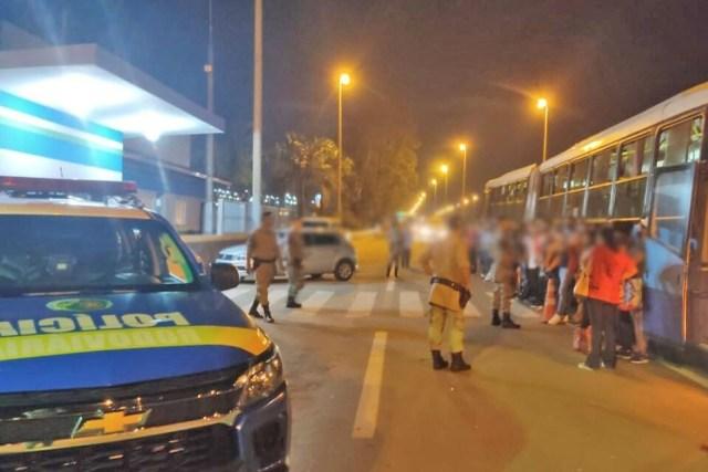 GO: Passageira do MetroBus é feita refém no no eixo Anhanguera - revistadoonibus