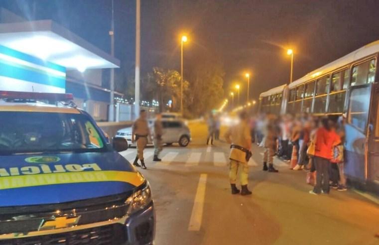 GO: Passageira do MetroBus é feita refém no no eixo Anhanguera