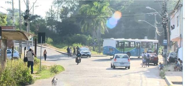 ES: Tiroteio suspende circulação de ônibus no município de Serra nesta manhã - revistadoonibus