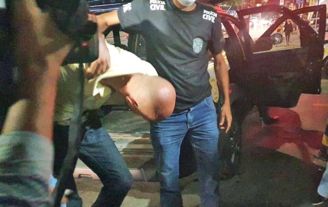Belo Horizonte: Polícia Civil prende dois homens por provocar incêndio na garagem da Severo Turismo - revistadoonibus