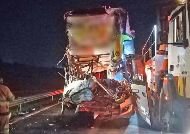 SP: Motorista da Viação Garcia disse que teve apagão antes do acidente na rodovia Castello Branco - revistadoonibus