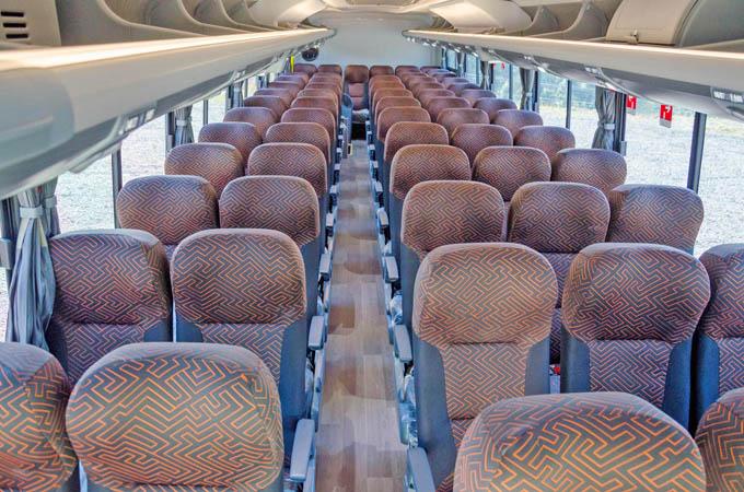 Costa do Marfim recebe 17 novos ônibus Viaggio G7 1050 Volvo - revistadoonibus