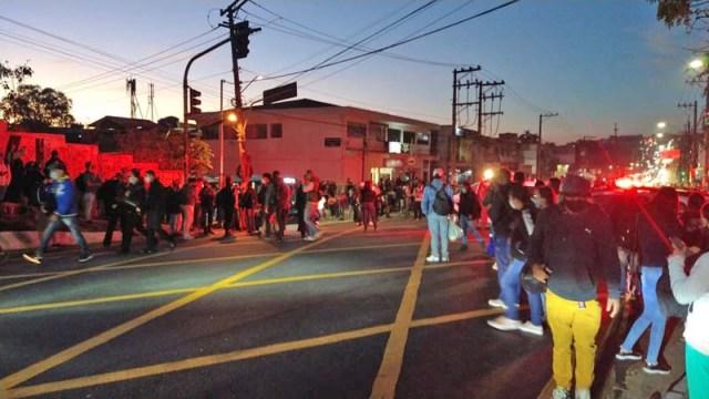 Vídeo: Protesto paralisa os ônibus na região do Terminal Grajaú durante a greve dos ferroviários em São Paulo - revistadoonibus