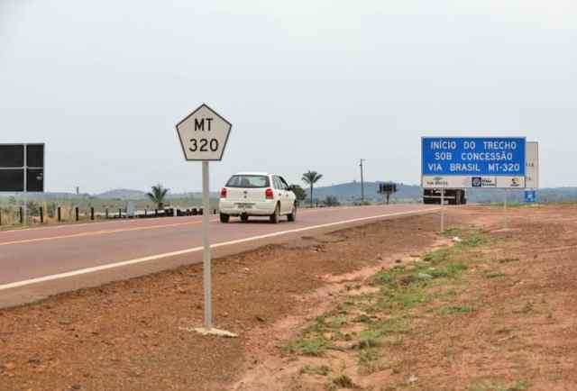 MT: Concessionárias passam a aceitar cartão para pagamento de pedágio nas rodovias - revistadoonibus