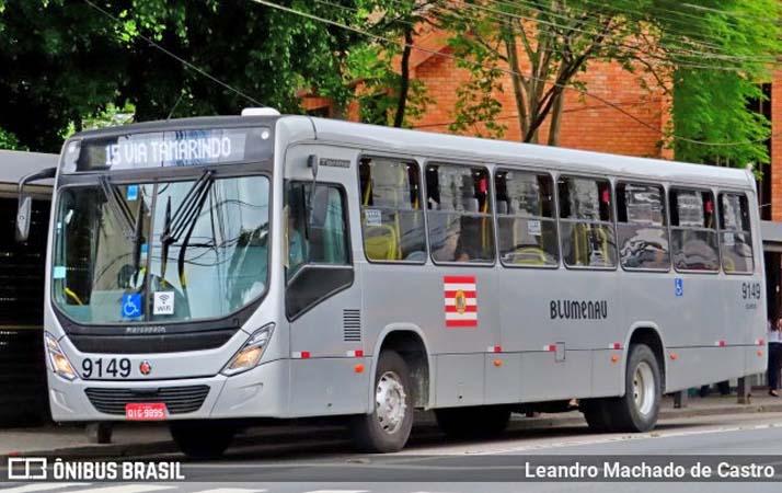 SC: Rodoviários de Blumenau aprovam estado de greve