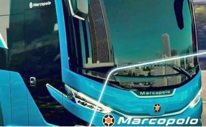 Ao Vivo: Marcopolo faz o lançamento dos ônibus G8. Acompanhe