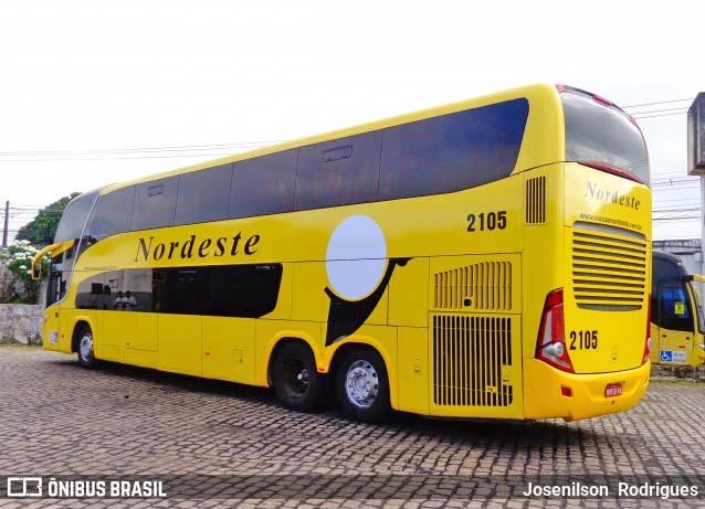 Viação Nordeste incorpora ônibus Double Decck Scania, ex-Catedral Turismo