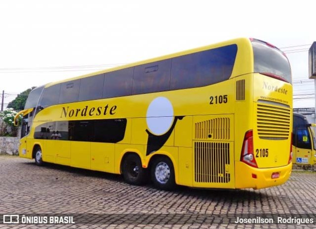 Viação Nordeste incorpora ônibus Double Decck Scania, ex-Catedral Turismo - revistadoonibus