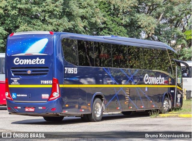 SP: Homem morre atropelado por ônibus da Viação Cometa em Mogi Mirim - revistadoonibus