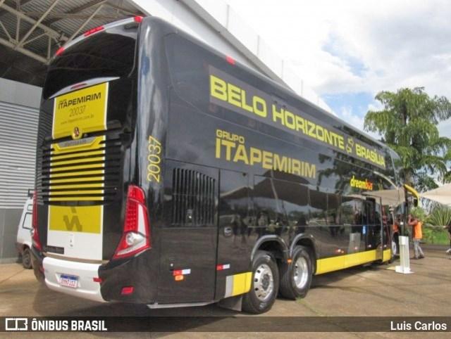 Expresso União lidera venda de passagens no trecho Belo Horizonte x Brasília neste fim de semana Itapemirim Dream Bus- revistadoonibus