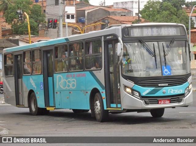 BA: Feira de Santana amplia a frota de ônibus para vacinação na UEFS - revistadoonibus