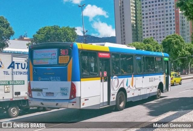 Vídeo: Ônibus da Transportes Barra seguem com problemas no elevador e passageiros fazem protesto na zona oeste do Rio - revistadoonibus