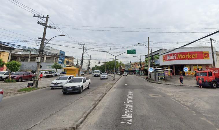 Rio: Ônibus da Novacap atropela e mata ciclista na Zona Oeste nesta tarde
