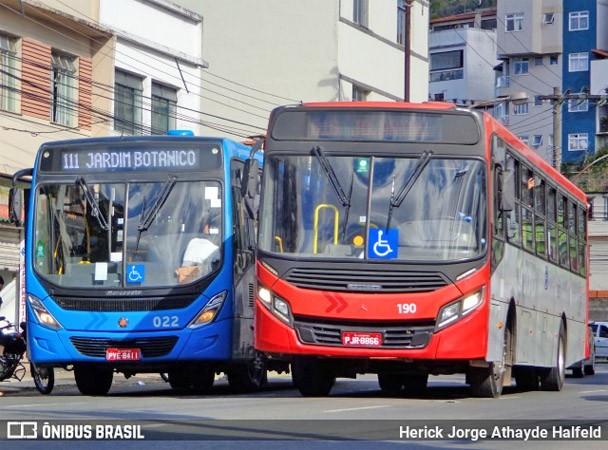 MG: Ônibus do bairro Santos Dumont em Juiz de Fora retoma itinerário na Rua José Venâncio Rabelo