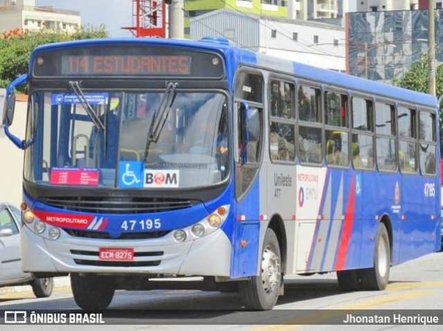 SP: Motorista de ônibus da EMTU acabou preso após atropelar motociclista em Mogi das Cruzes - Vídeo - revistadoonibus