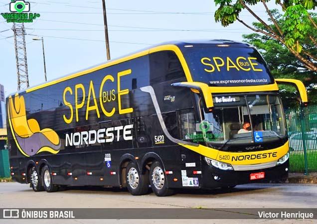 Expresso Nordeste possui a tarifa mais barata da linha Campinas x Curitiba