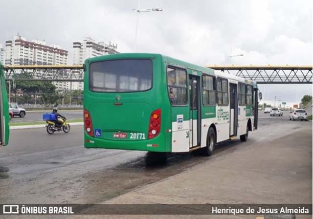 Salvador: Bandidos assaltam ônibus nesta manhã no bairro São Marcos - revistadoonibus