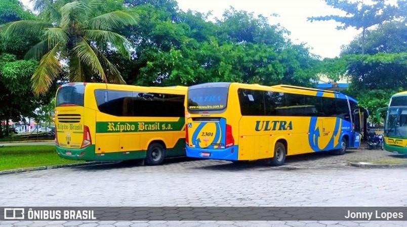 SP: Rodoviária do Guarujá anuncia ônibus extras durante o Feriado de Revolução Constitucionalista