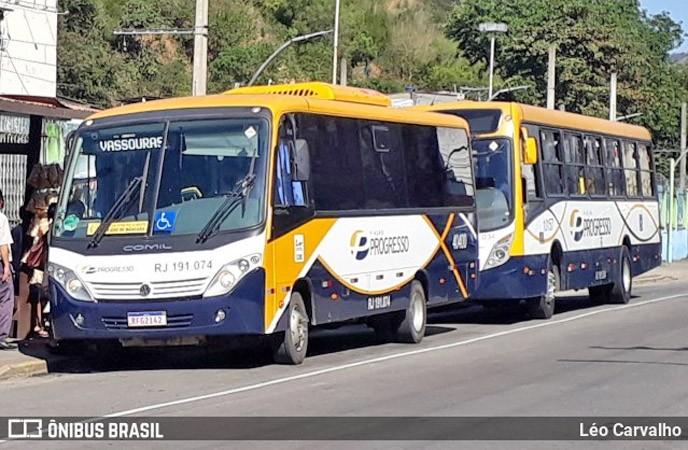 RJ: Viação Progresso abre vaga para motorista em Vassouras