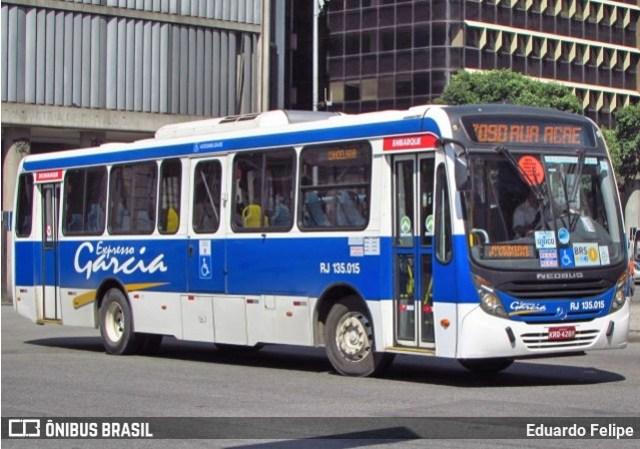 Rio: Passageiros da Expresso Garcia são assaltados no Centro - revistadoonibus