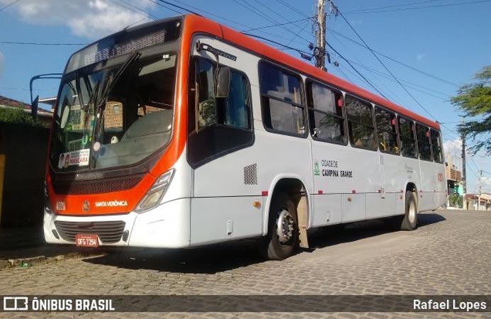 Campina Grande: Tarifa aumenta R$ 0,15 com o uso do Vale Bus Card