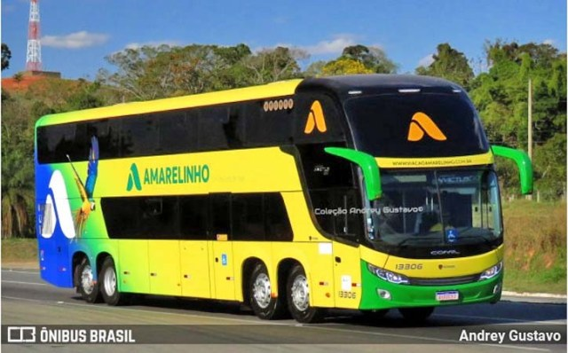 Viação Itapemirim e Expresso União lotam Leito Cama neste fim de semana na BH x Brasília - Viação Amarelinho - revistadoonibus